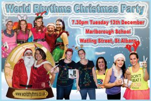 CHRISTMAS PARTY @ Marlborough Science Academy | Saint Albans | England | United Kingdom
